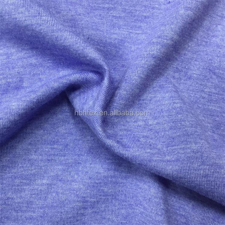 TR knitted plain dyed jersy