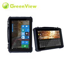 800*1280 10.1 inch rugged tablet pc win10 /android 5.1