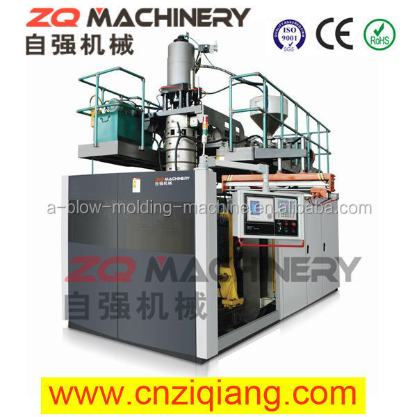 Blow Moulding Machines Polystyrene Extrusion Line