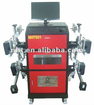 Bluetooth Car Wheel Alignment NHT601