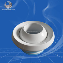 Aluminum made in china air flow ball jet diffuser JET-01