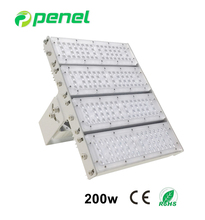 Aluminum housing Outdoor Module Ip65 Tunneling Smd 200w Led Light Tunnel