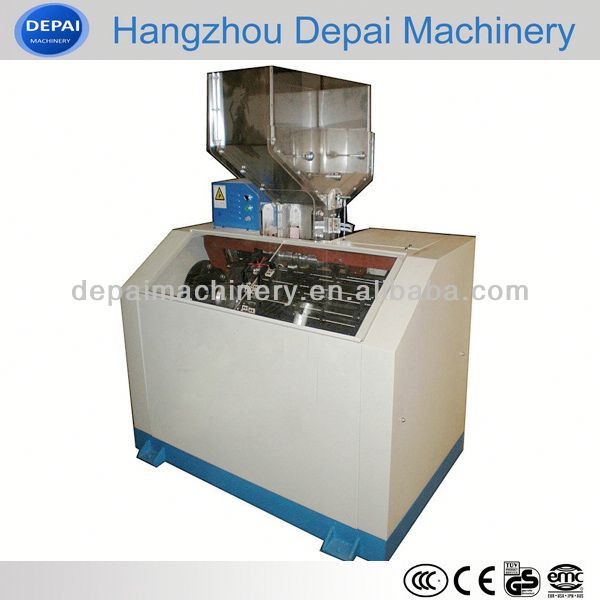Hot selling model DP-DS02-1 plastic straw pipe making machine