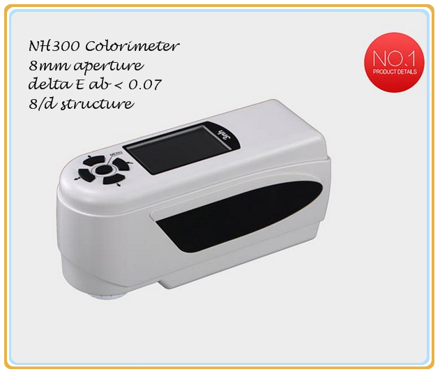 Shenzhen NH300 3nh colorimetro hach used industrial measuring instruments