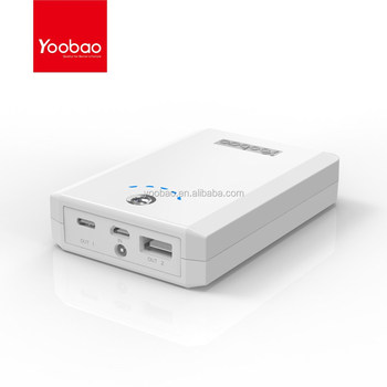 Yoobao Portable /Type-C /USB C/10400mAh/Power Bank for Nokia N1 /Apple New Macbook/Other Type-C Devices