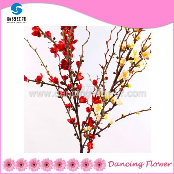 Artificial Wintersweet Fabric Flowers Wholesale (AF-71)