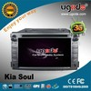 OEM CE certificate car stereo for KIA Soul dvd gps player navigation system