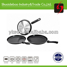 Good quality divided frying pan