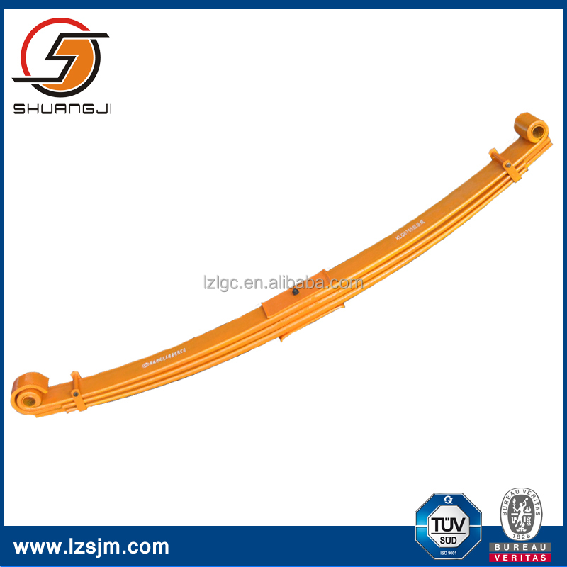 Chinese builders of high quality leaf spring system for TATA automobiles