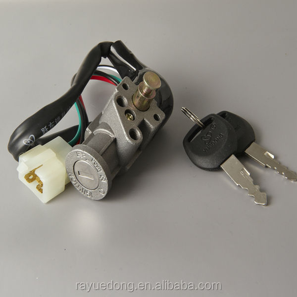 DY100 motorcycle starter switch for honda dio parts