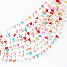 High Quality Party Paper Garland