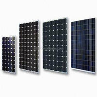 High efficiency A GRADE 130w poly panel solar