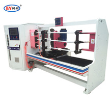 BOPP tape log roll cutting machine/fabric tape cutting machine/kraft paper slitting machine