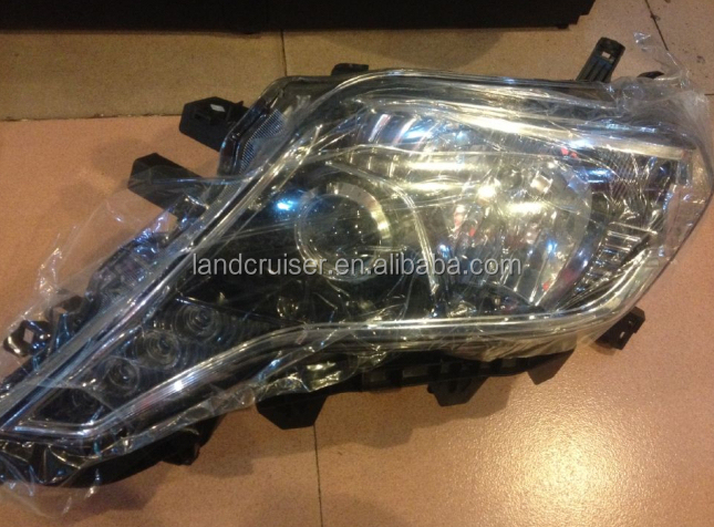 2014 toyota prado FJ150 Head Lamp for ,led head lamps for prado 2014
