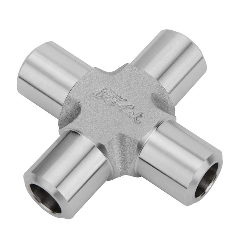 Instrument Socket Weld Fittings, Union Crosses in Pipe