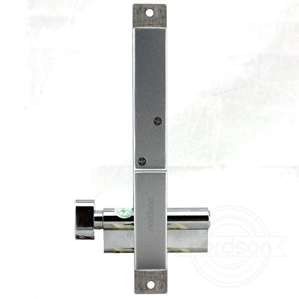 Fail Secure Sturdiness Narrow Door Electric Bolt with Cylinder (NI-600T)