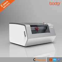 Small format CO2 type laser cutting machine 80w engraver RECI laser tube for wood paper acrylic
