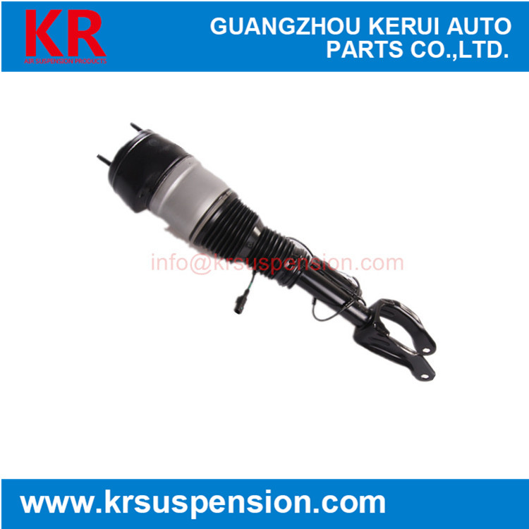 Mercedes 166 Front Right Airmatic shock absorber A1663201413 Air suspension shock