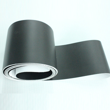 top quality industrial belt manufacturer fabric and black pvc conveyor belt for light industry