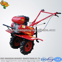 small plowing machine 7.5hp power tiller cultivator price farm machinery
