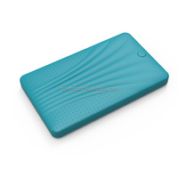2015 Best selling New Design 5000mah Slim Fashion power bank