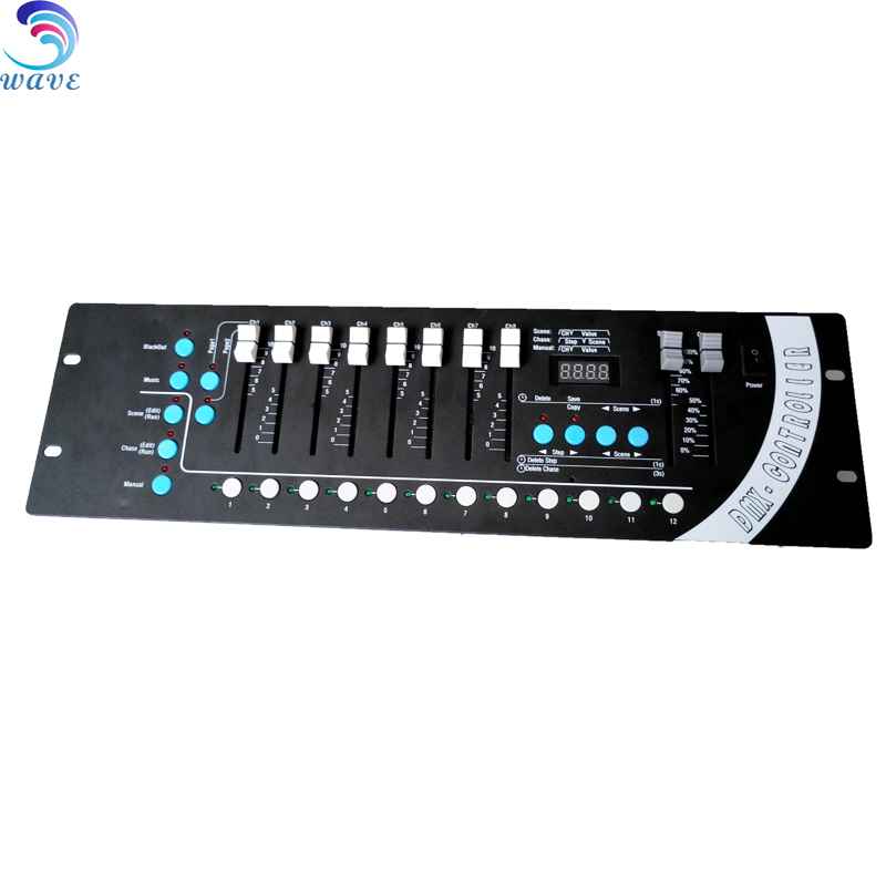new 192 dmx rgb led master controller