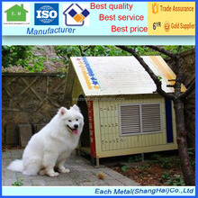 Luxury Prefabricated steel dog house