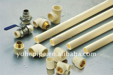 Plastic Pb rectangular Pipe Fitttings