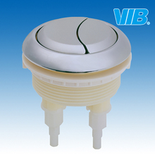 58MM Top installation push button for toilet tank