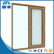 Hot selling high quality spain foldind wooden hermetic sliding doors
