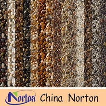 China Natural Good Quality Polished Multiple Color Gravel Pebble Stone NTCS-P108R