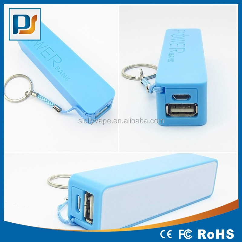 New Portable 2600mAh External Power Bank Backup Battery USB Charger Mobile Phone