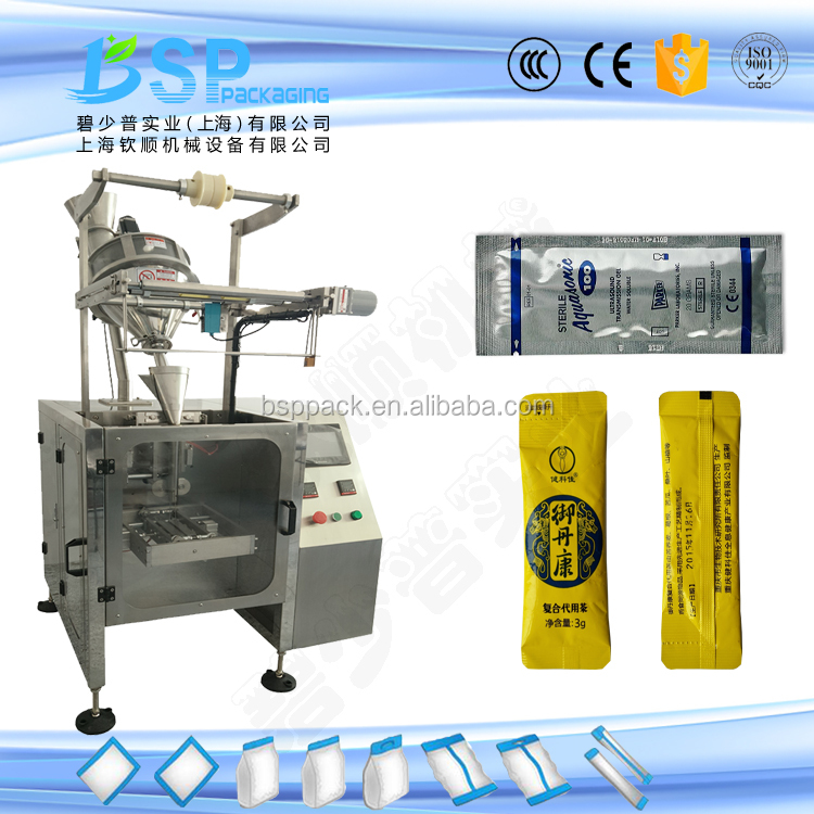 Powder BSP-L300F Automatic Screw Measuring Cake Flour Packing Machine