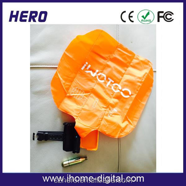 lifesaving wristband self inflating portable lifting devices with great price