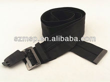 Soft PU leather belt, REACH EU & US test, Sedex Pillar 4