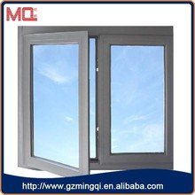 Office space company double side hinged windows