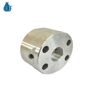 Waterjet high quality loading tool cap for water cutting parts