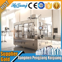 Professional top quality automatic haiguang vinegar bottling machine