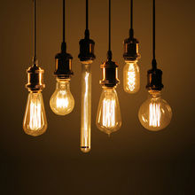 E27 Edison bulb 40W Vintage edison light bulb A19/A60 retro lighting bulb antique edison lamps for home decoration