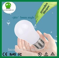 360 degree liquid bulb E14 Led Candle Light CE& RoHs Approvals