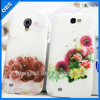Jewelery design PC mobile phone cases for iphone4/ 4S