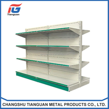 Double-side Perforated Supermarket Shelf new design gondola wholesale shop equipment