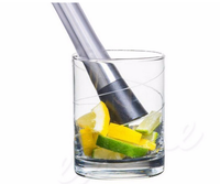 Cocktail Muddler Stainless Steel Bar Mixer Barware For DIY Drink Mojito Cocktail