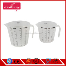 Plastic Measuring Cup Accurate and Easy to Read for Cooking or Baking- Fits in Coffee,Salt,Spice Jar