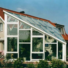 Beijing Haiyangshunda Excellent quality hot sell double insulated glass sun rooms