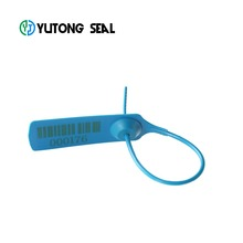 YT-PS 115 security plastic seal for money tote bags seal
