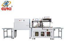 Automatic Shrinkable Film Shrink Wrapping Machines for Medicine Boxes