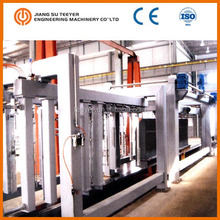new technology autoclave aerated concrete production line