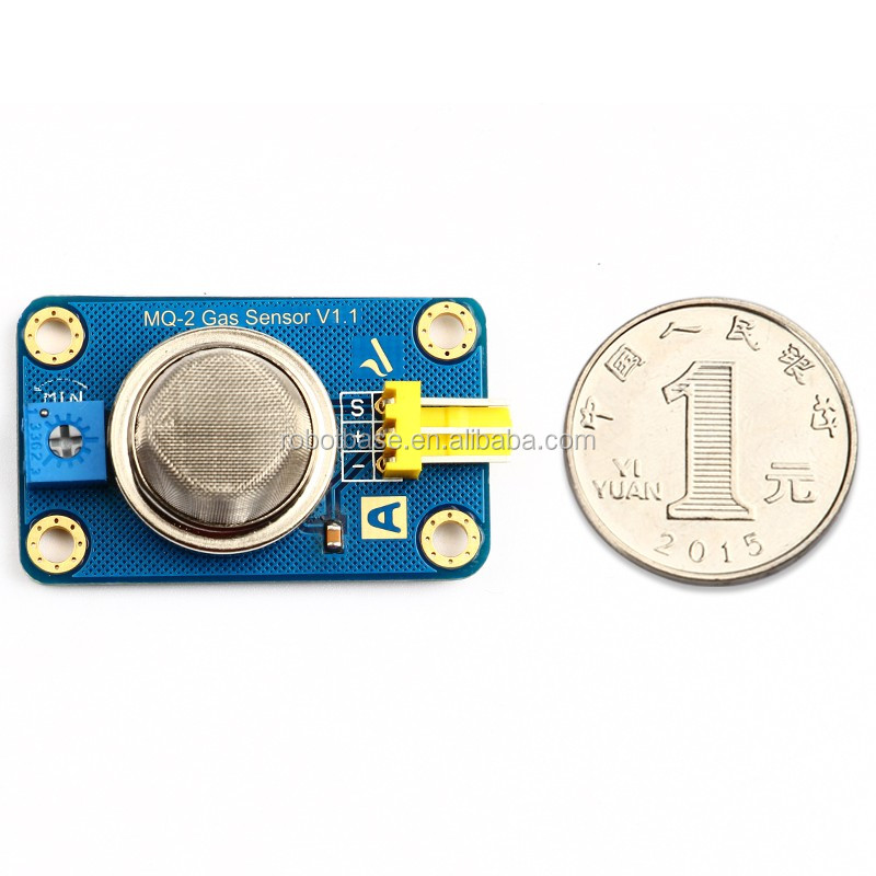 MQ-2 Gas Sensor for smog methane butane Arduino Compatible