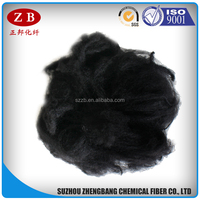 Spinning Use and 100% Polyester Material fiber